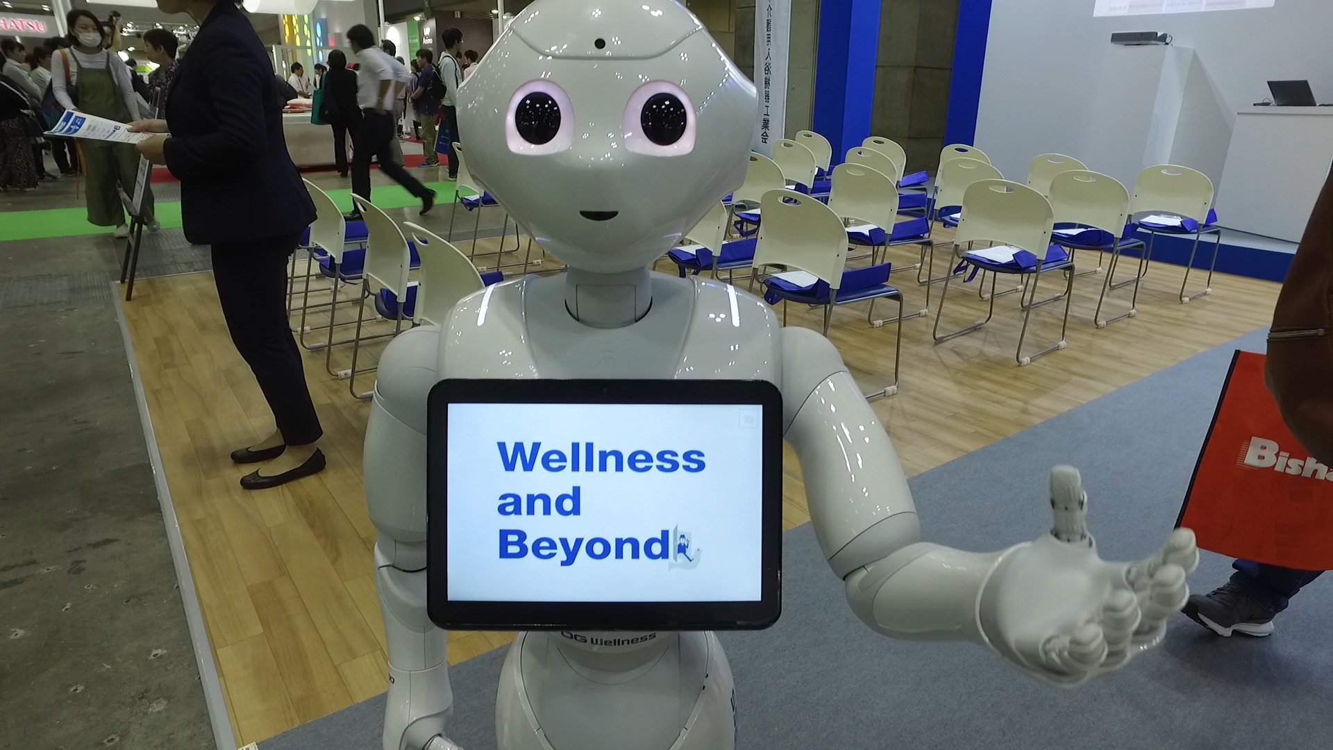 Robots, Rehabilitation and Renovations:  The Latest Coolest Innovations in Japanese Design and Care