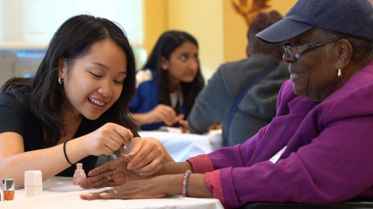 How These Teens Are Helping To Fight Senior Loneliness and Isolation in Nursing Homes