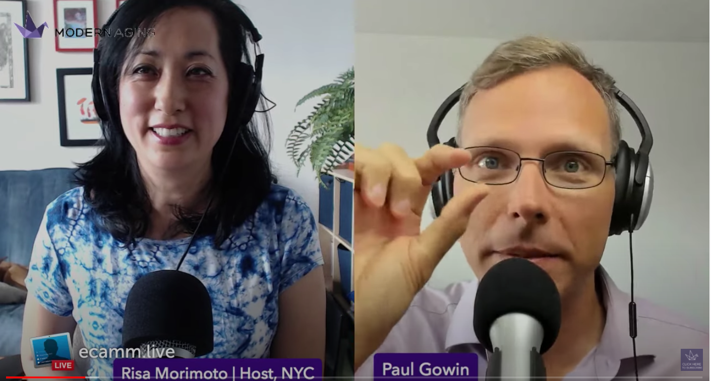Overcome Your Fears and Anxiety in a Coronavirus World, Interview with Paul Gowin