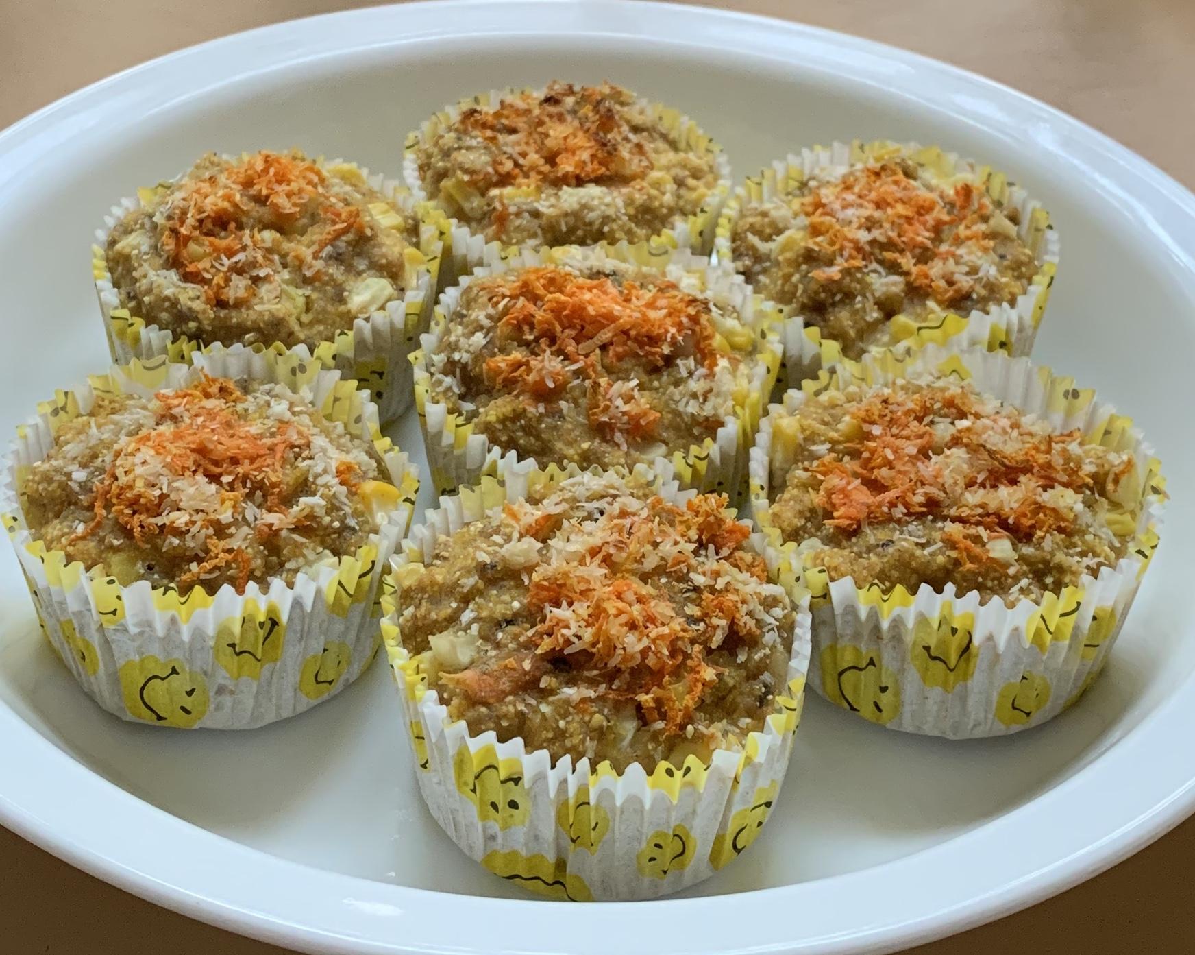 Cornbread Muffins (Vegetarian or Vegan)