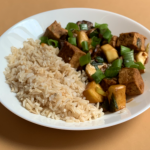 Korean Inspired-Tofu Bulgogi