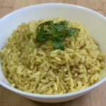 Turmeric Rice (Vegetarian or Vegan)