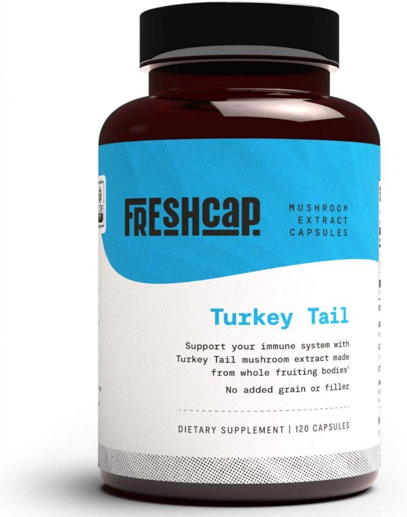 fresh-cap-turkey-tail-mushroom-extract-capsules